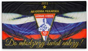 Flaga drukowana na zamówienie