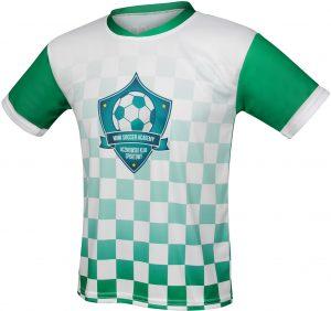 Koszulka piłkarska własny projekt