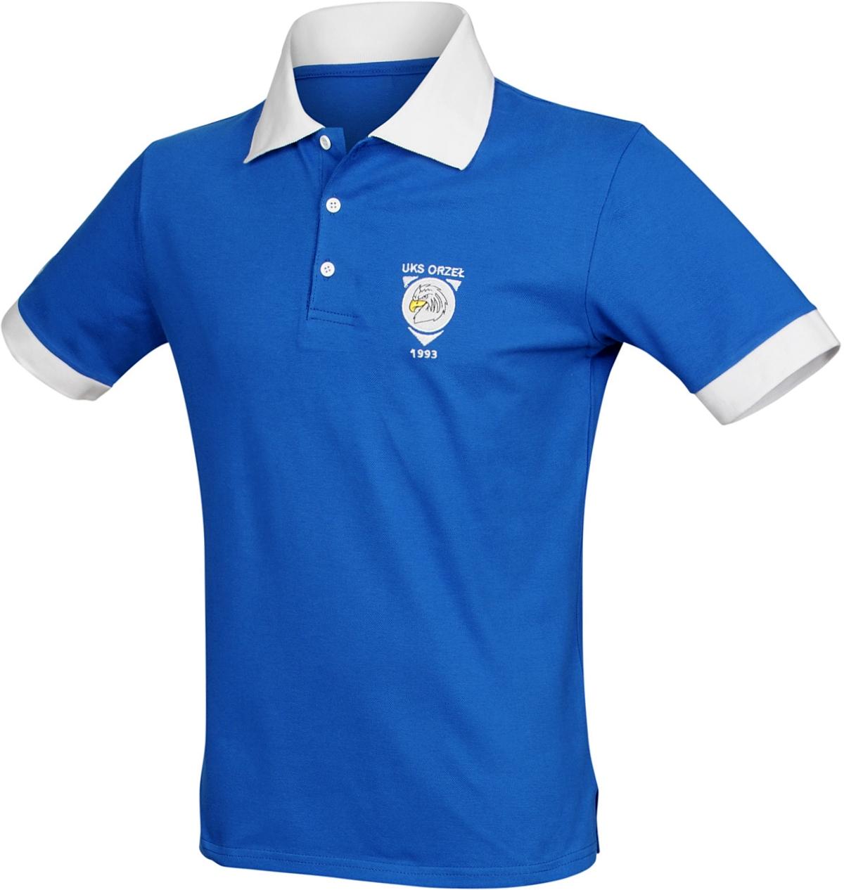 Koszulka polo z logo