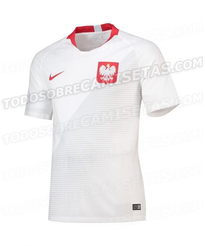 Koszulka reprezentacji Polski Mundial 2018 (NIKE)