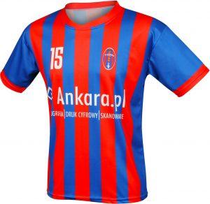 Koszulki piłkarskie - własny wzór