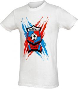 Koszulki z nadrukiem sitodrukowym