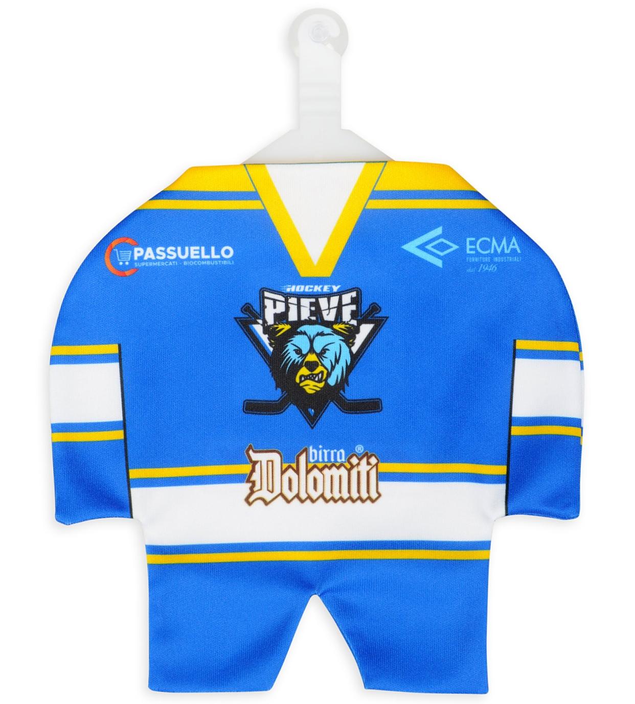 Mini strój hokejowy