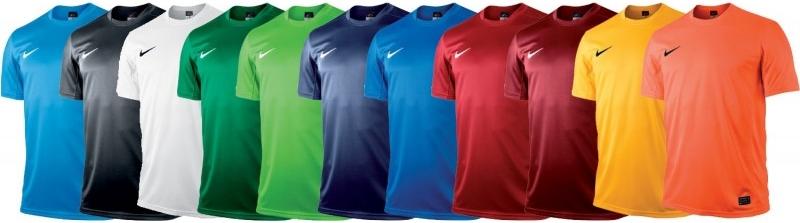 Koszulki piłkarskie Nike