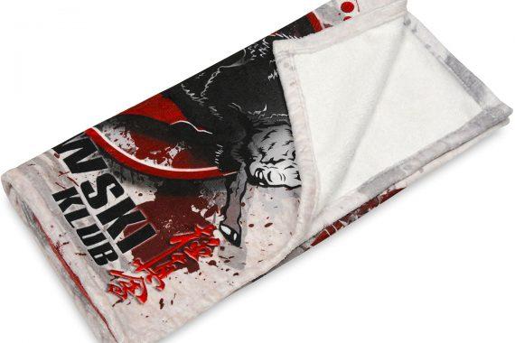 Ręczniki z własnym nadrukiem