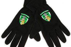 Rękawiczki z haftem