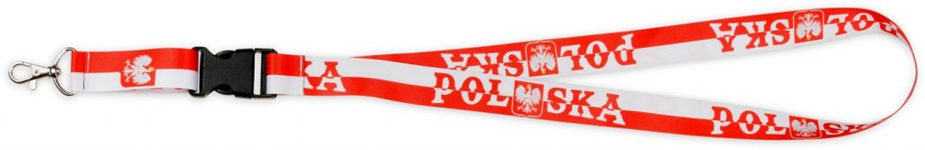 Smycz drukowana Polska