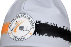 Czapka sportowa drukowana z logo